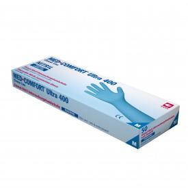 202022 Blue Comfort Ultra 400 Nitril Puderfri