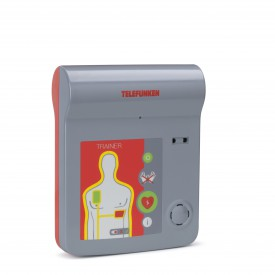Telefunken AED Trainer Front View