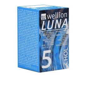 Teststickor för kolesterolmätning med Luna Duo